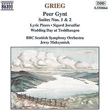 Grieg: Peer Gynt Suites 1&2