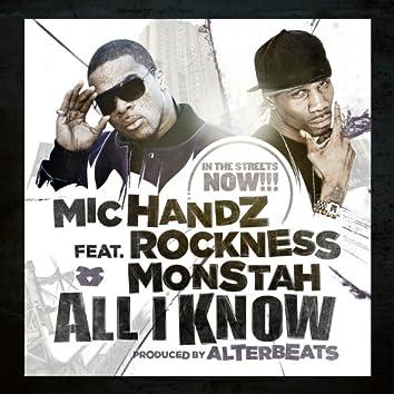 All I Know (feat. Rockness Monstah & DJ Modesty) - Single