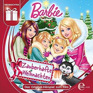 Barbie: Zauberhafte Weihnachten     Das Original-Hörspiel zum Film              Autor:                                                                                                                                 Thomas Karallus                               Sprecher:                                                                                                                                 Dagmar Dreke,                                                                                        Helen Blaschke,                                                                                        Gundi Eberhardt,                   und andere                 Spieldauer: 55 Min.     3 Bewertungen     Gesamt 5,0