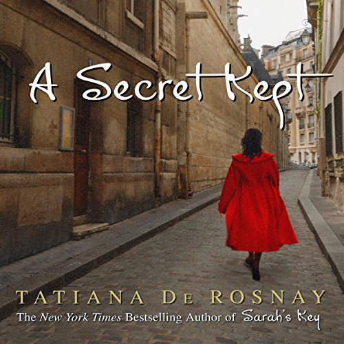 A Secret Kept                   By:                                                                                                                                 Tatiana de Rosnay                               Narrated by:                                                                                                                                 Simon Vance                      Length: 8 hrs and 51 mins     229 ratings     Overall 3.6