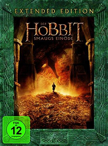 Der Hobbit: Smaugs Einöde Extended Edition [5 DVDs]