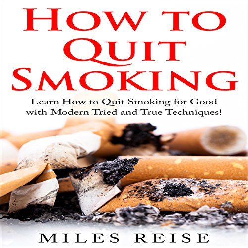 How to Quit Smoking audiobook cover art