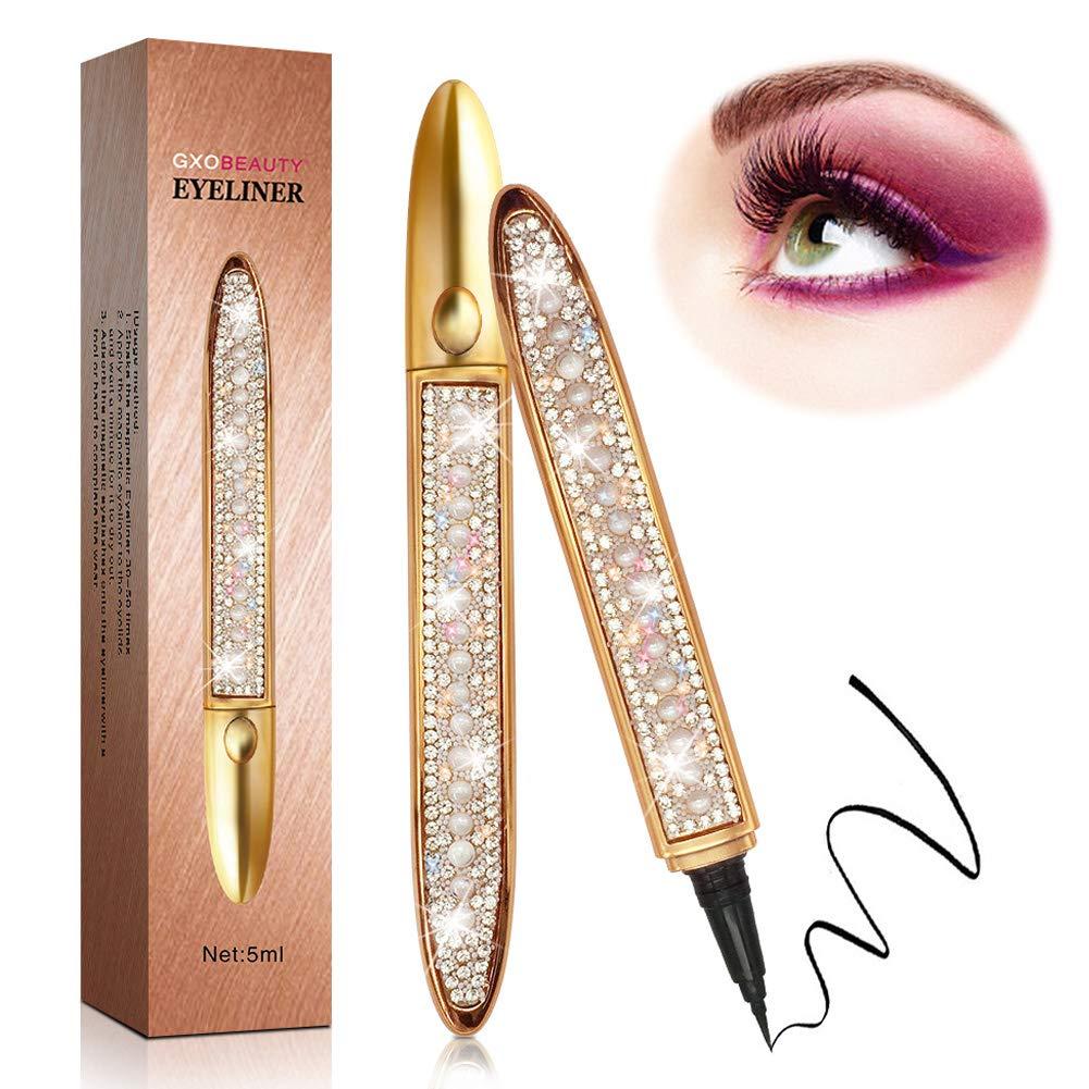 Cheap Upgraded Self-adhesive Eyeliner Pen 5ML Tampa Mall Big Eye Liner Capacity