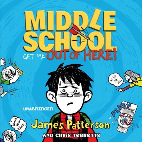Middle School: Get Me Out of Here! cover art