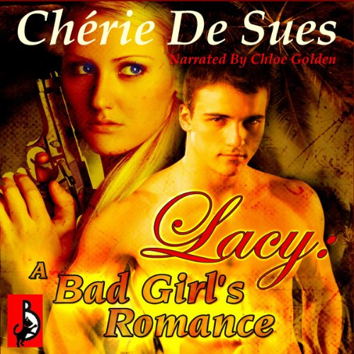 Lacy audiobook cover art