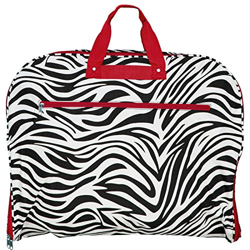 garment bag red - 8
