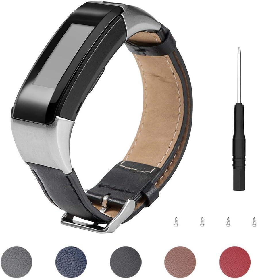 1tlg Schwarzes Ersatz Silikonarmband Uhr Handgelenk für Garmin Vivosmart HR