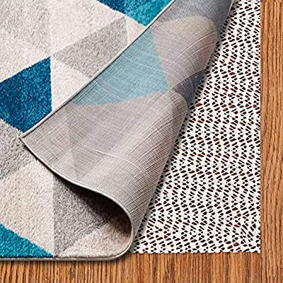 RHF 5×7 Rug Pad, Rug Pad, Rug Gripper, Extra Strong Grip, Available 12 Sizes, Non Slip Rug Pad, Rug Gripper for Hardwood Floors, Rug Pads, Rug Grippers, Rug Pads for Hardwood Floors, Rug Pad 5×7