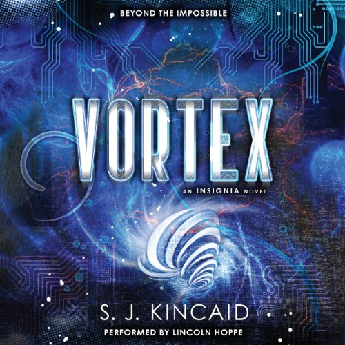 Vortex audiobook cover art
