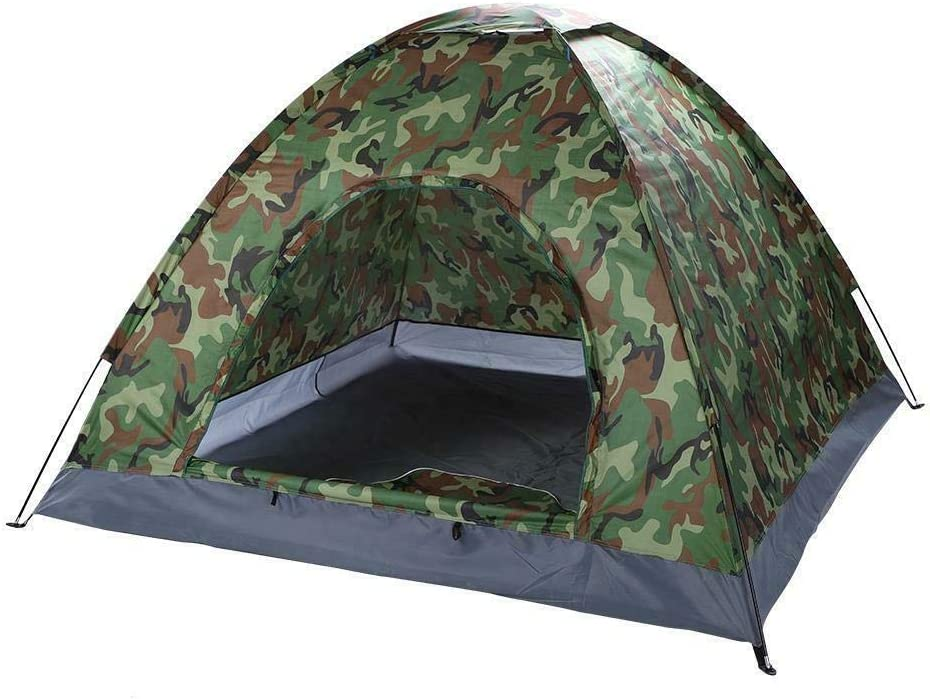 3-4 Person Free shipping on posting reviews Outdoor Camping Waterproof Hiking Tent Layer Season 4 67% OFF of fixed price