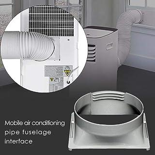 Wood.L Tubo de Manguera de Escape Conector Interfaz del Conducto de Escape del Acondicionador de Aire para Móvil del Tubo de Escape del Aire Acondicionado 15CM excellently