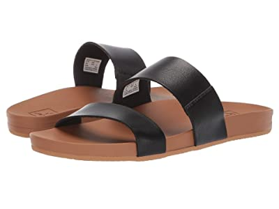 Reef Cushion Vista (Black/Natural) Women