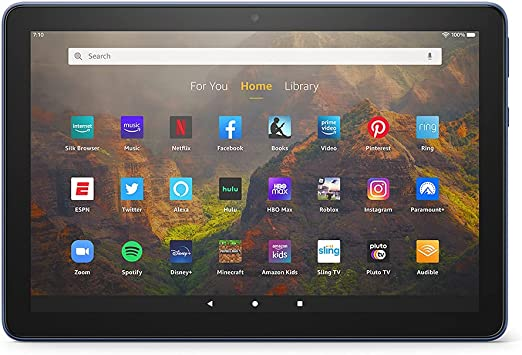 All-new Fire HD 10 tablet, 10.1