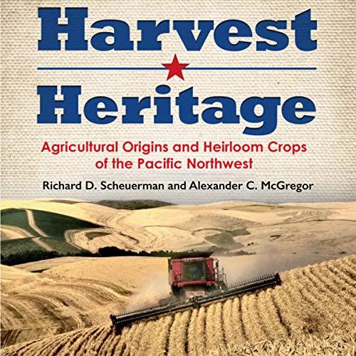 Couverture de Harvest Heritage