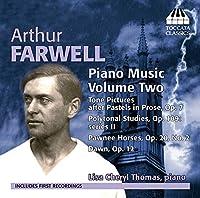 アーサー・ファーウェル:ピアノ作品集 第2集(Arthur Farwell : Piano Music volume Two)