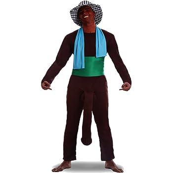 Disfraz Negro del WhatsApp (Talla M/L): Amazon.es: Juguetes y juegos