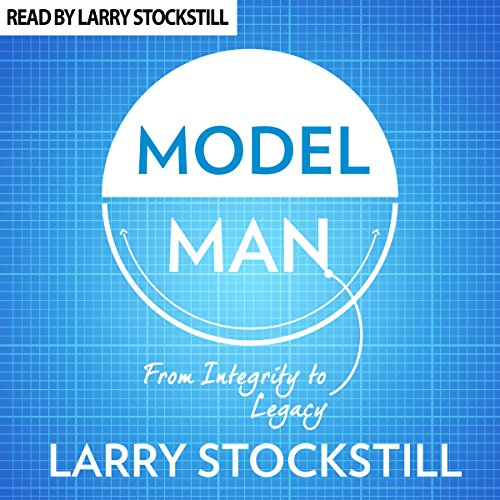 Model Man audiobook cover art