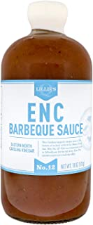 Lillie's Q E.N.C. BBQ Sauce, 510 g (CS00196)