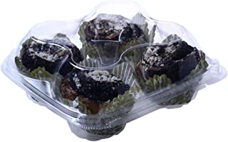 Best jumbo cupcake containers Reviews