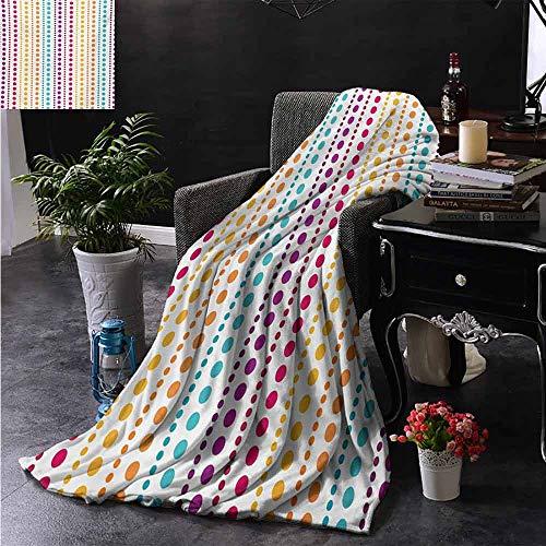 ZSUO bank deken Gummy beren Tegel snoepjes in verschillende levendige kleuren Sweet Kids Jelly Lekkere Snack Cozy en Duurzaam Stof-Machine Wasbaar