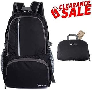 OXA Ultralight Foldable Daypack Packable Backpack 30L, Durable Hiking Backpack Travel Backpack