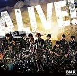 ALIVE! 歌詞