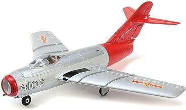 E-flite UMX MiG-15 28mm EDF Jet BNF Basic with AS3X and Safe Select, EFLU6050