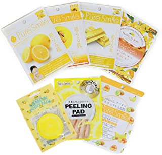 PureSmile ピュアスマイル お肌ケアセット YELLOW