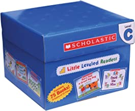 LITTLE LEVELED READERS LEVEL C BOX SET: Just the Right Level to Help Young Readers Soar!