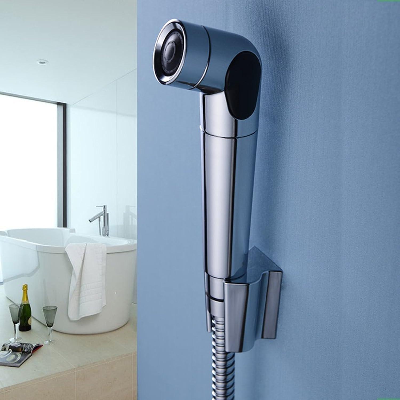 WP Bidet Bidet WC rot Toilette-B