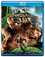 JACK THE GIANT SLAYER 3D [Blu-ray] [Import]