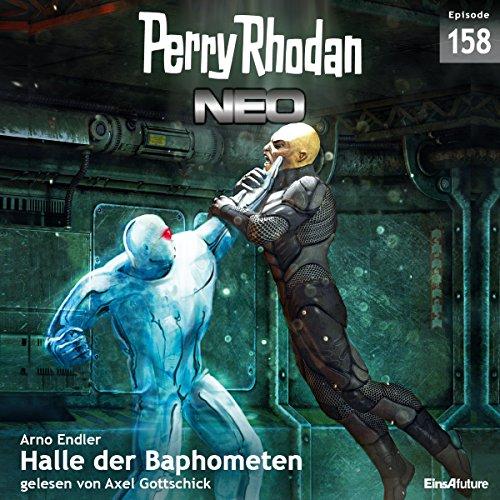 Halle der Baphometen (Perry Rhodan NEO 158) Titelbild
