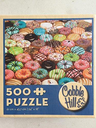 Cobble Hill 57121 - Las donas (Small Box) - puzzle 500 piezas