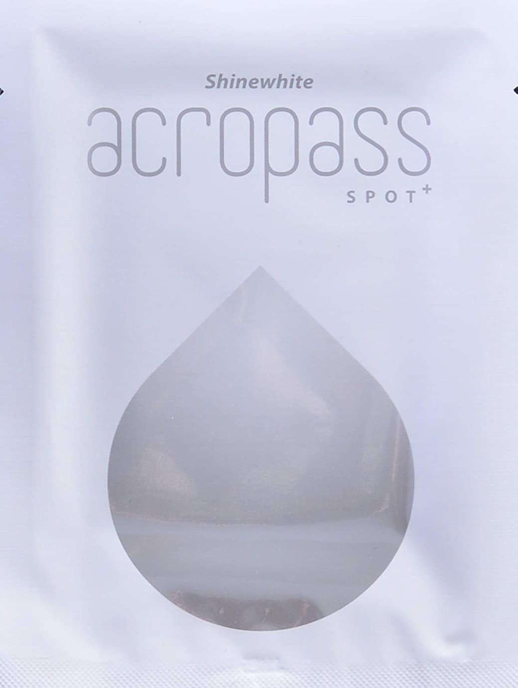 息子接尾辞眠いです★アクロパス スポットプラス★ 1パウチ(2枚入り) 美白効果をプラスしたアクロパス、ヒアルロン酸+4種の美白成分配合マイクロニードルパッチ。 他にお得な2パウチセットもございます