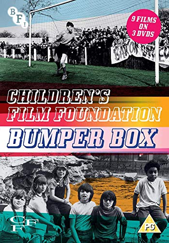 Children's Film Foundation Bumper Box (3-disc DVD set)