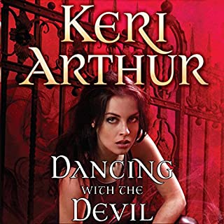 Dancing with the Devil cover art