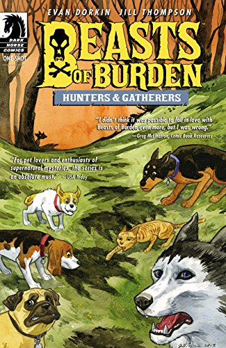Beasts of Burden: Hunters and Gatherers #1 (English Edition)