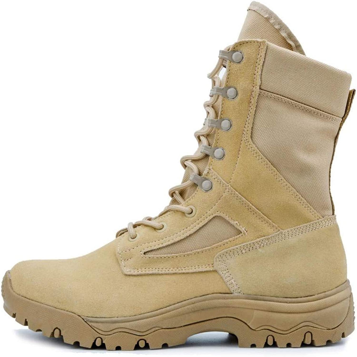 Army Boots Men Military Boots Tactical Combat Boots Waterproof Summer Winter Desert Boots