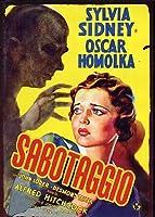 Sabotaggio (1936) [Italian Edition]