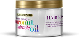 OGX Damage Remedy + Coconut Miracle Oil Hair Mask, 168g