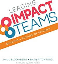 leading impact teams building a culture of efficacy