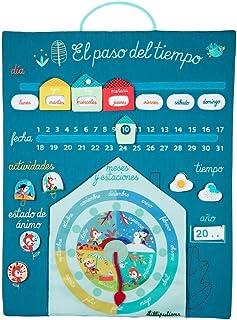 LILLIPUTIENS - Calendario El paso del tiempo (Español) - L-83070