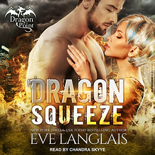 Dragon Squeeze audiobook cover art