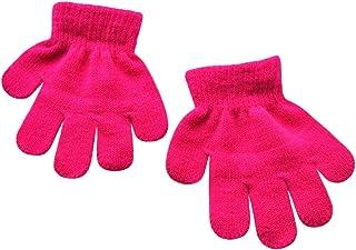 BaiX Toddler پسران و دختران دستکش زمستانه بافندگی نساجی، 1-3 ساله