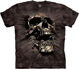 The Mountain Men's Breakthrough Skull Short Sleeve T-Shirt
