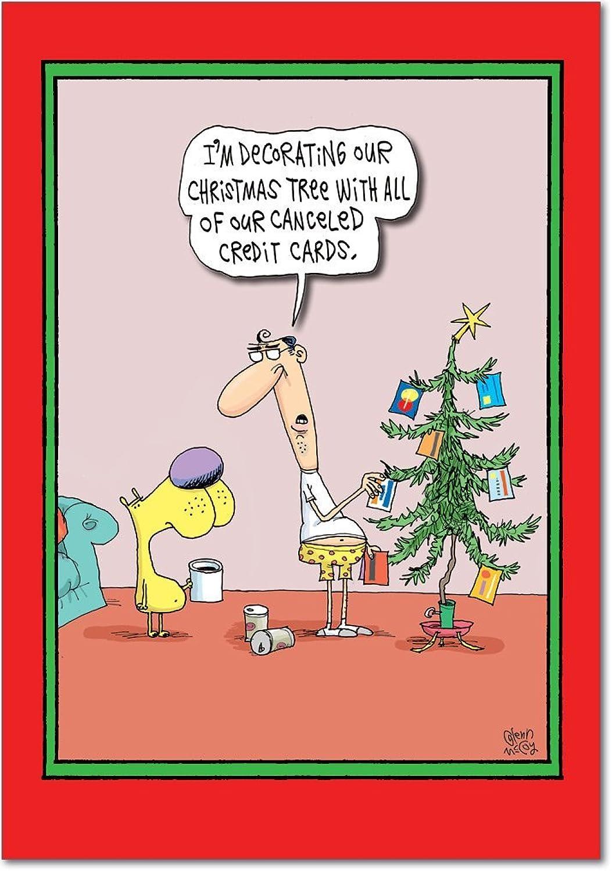 Abgebrochen Krotitkarten Weihnachten Witz Witz Witz Karte B00C2ST1YE | Sehen Sie die Welt aus der Perspektive des Kindes  | Hochwertige Materialien  | Outlet Store  3233c8