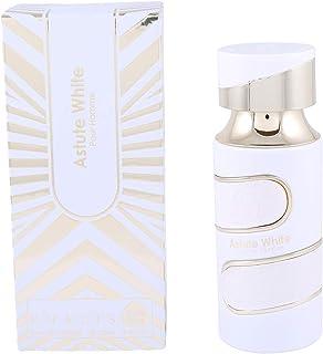 Astute White by Khalis for Men - Eau de Parfum, 100 ml