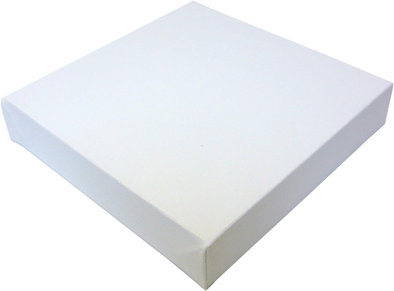 TC30 angle Kuresan cotton chemical fiber Zhang wrapped canvas (30cm square thickness  3cm) (japan import)