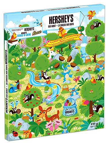 Hershey's Hershey'S Easter Egg Hunt Game, 211g, 211 Grams
