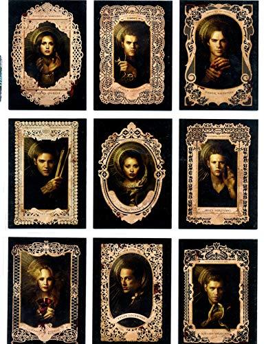 Vampire Diaries Season 4 Trading Ca…
